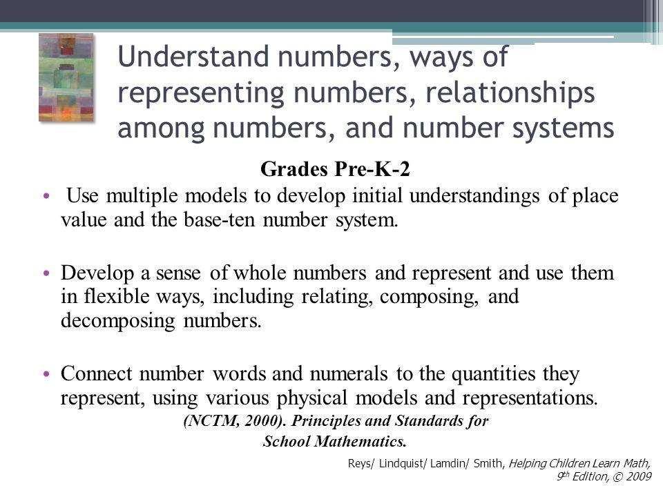 reys helping children learn mathematics pdf