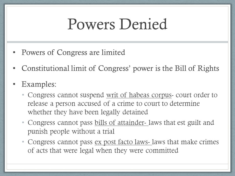 Taxing And Spending >> Constitutional Powers - ppt download