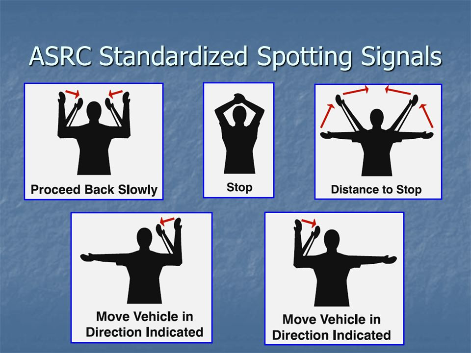 army ground guiding safety This is a short, educational video with cool tunes and mild humor on ground guiding vehicles.