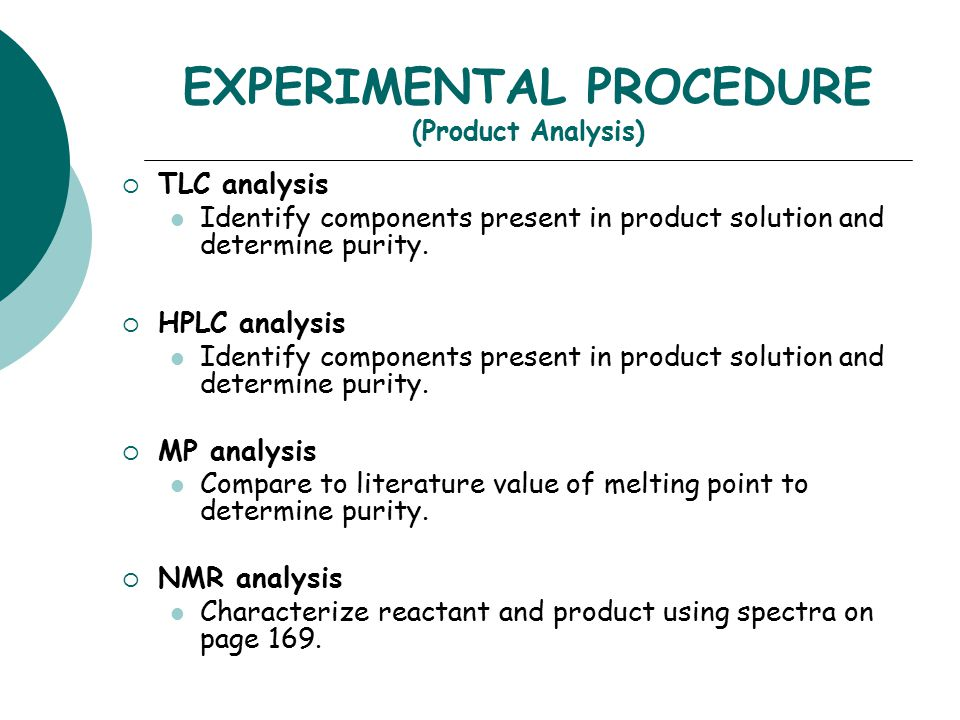 melting point procedure The procedure known as the mixed-melting point determination, whereby the melting range of a solid under test is compared with that of an intimate mixture of equal parts of the solid and an authentic specimen of it, eg, the corresponding usp reference standard, if available, may be used as a confirmatory identification test.