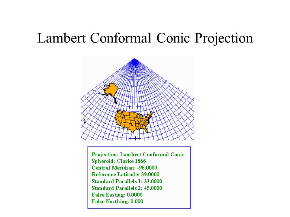 conic projection This lesson will explain and illustrate the mercator, gnomonic, and conic map projections in doing this, it will highlight the strengths and flaws.