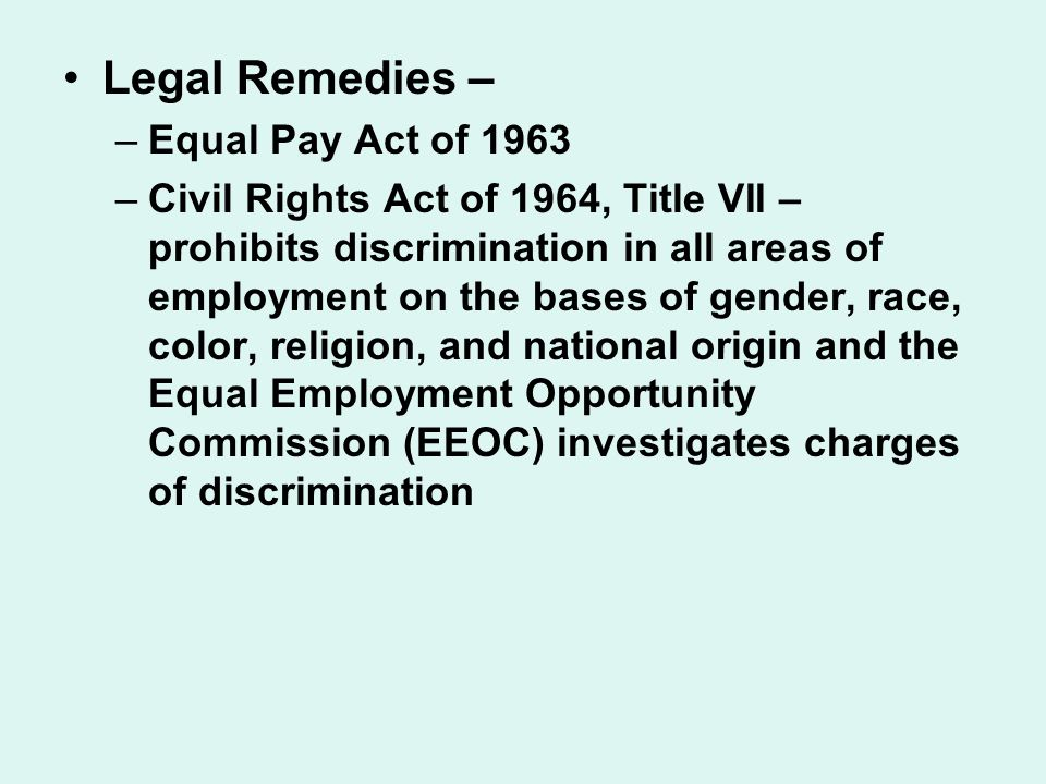 legal remedies The system of equitable remedies samuel l bray ∗ this is a work in progress please do not cite or quote without permission introduction2.