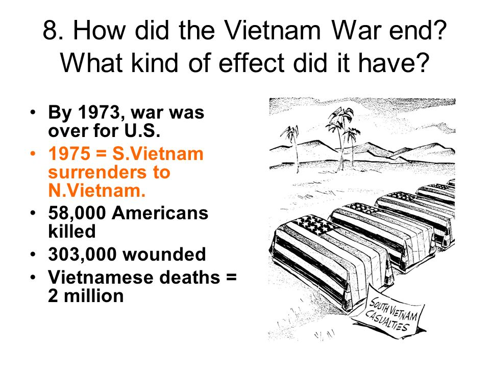 an essay on the impact of the vietnam war on americans The impact of the vietnam war essay - for many americans it is common knowledge to know about the vietnam war however, for some americans the vietnam war is ancient history, dishonorable, but irrelevant nonetheless.