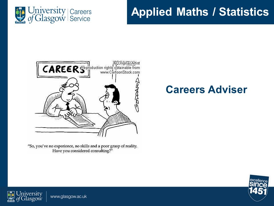 Applied Maths / Statistics
