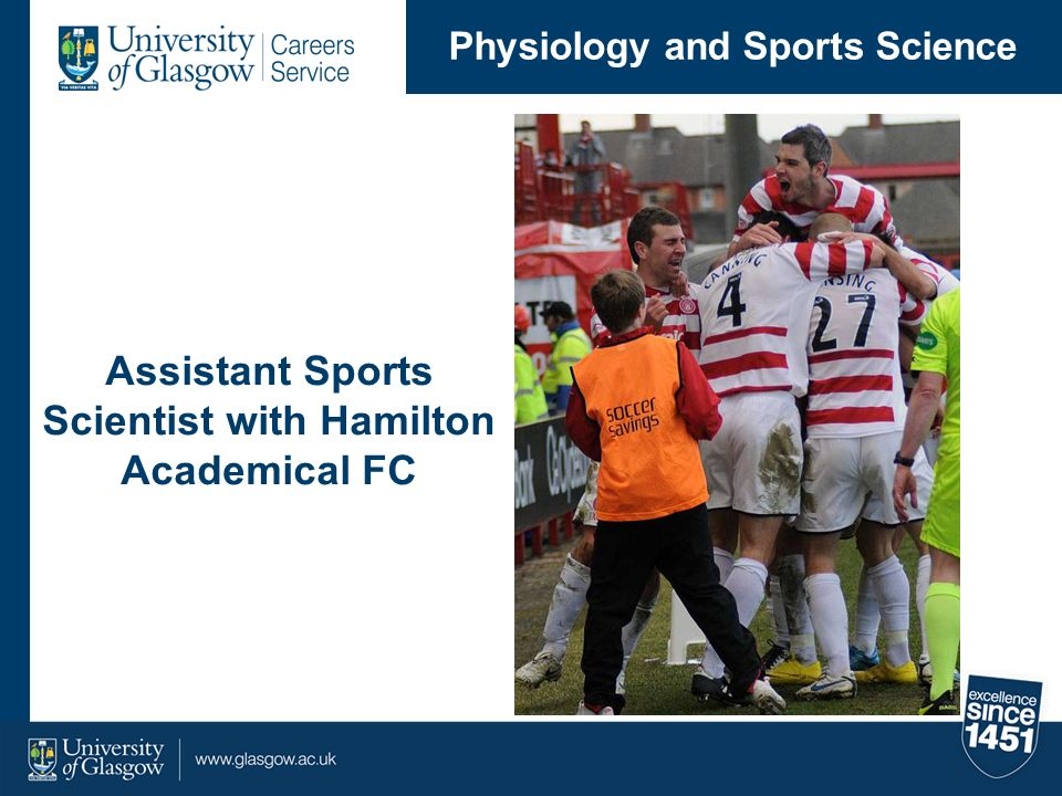 Physiology and Sports Science
