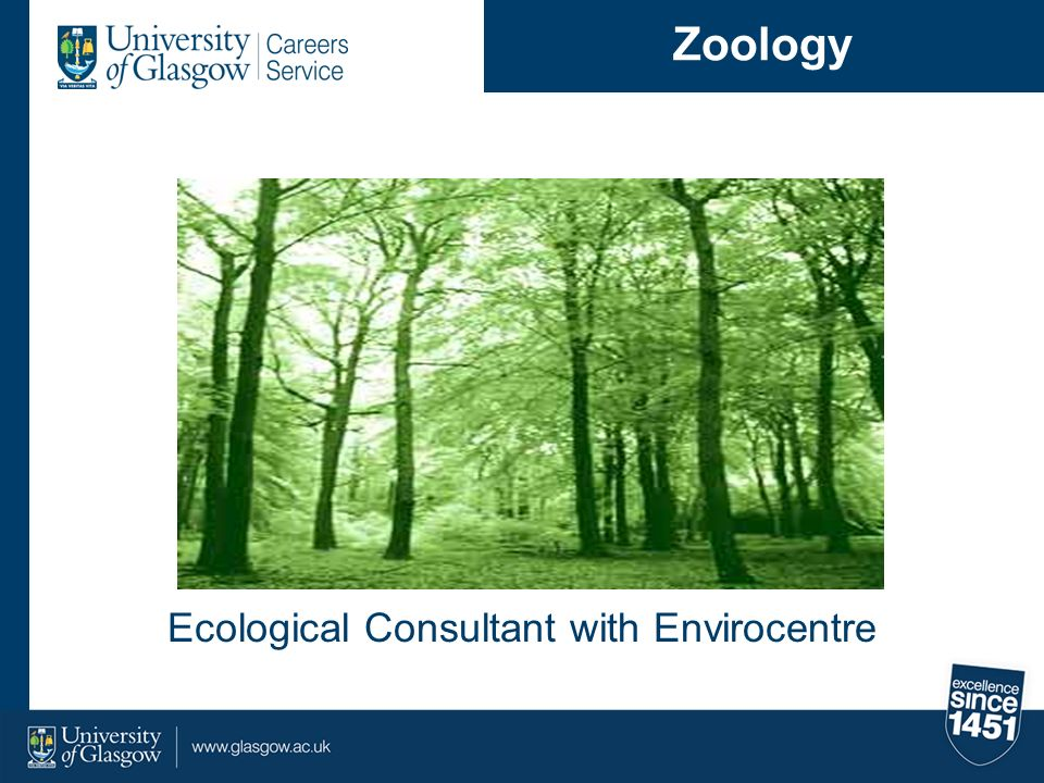 Ecological Consultant with Envirocentre