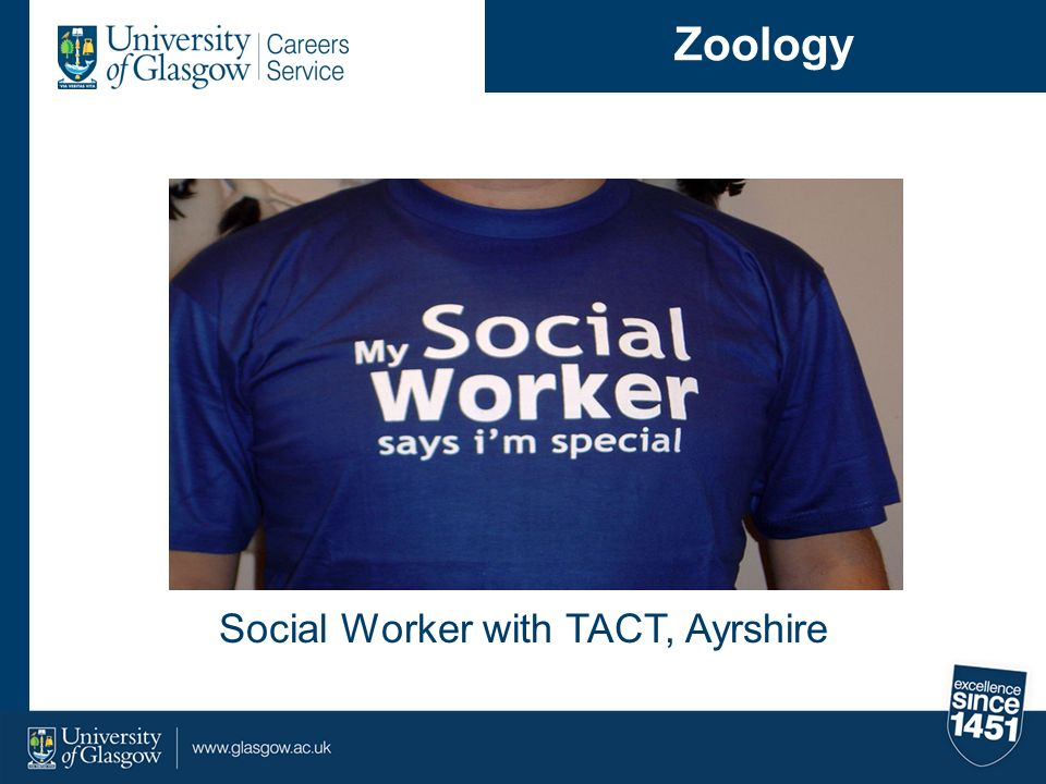 Social Worker with TACT, Ayrshire