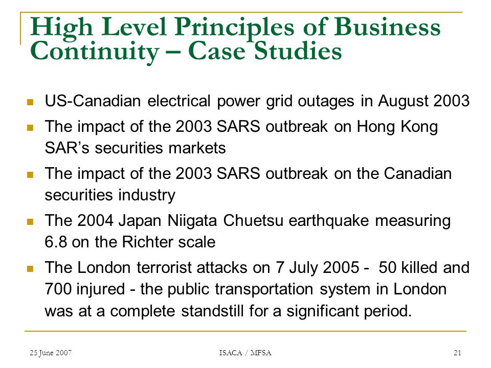 Canadian business law case studies