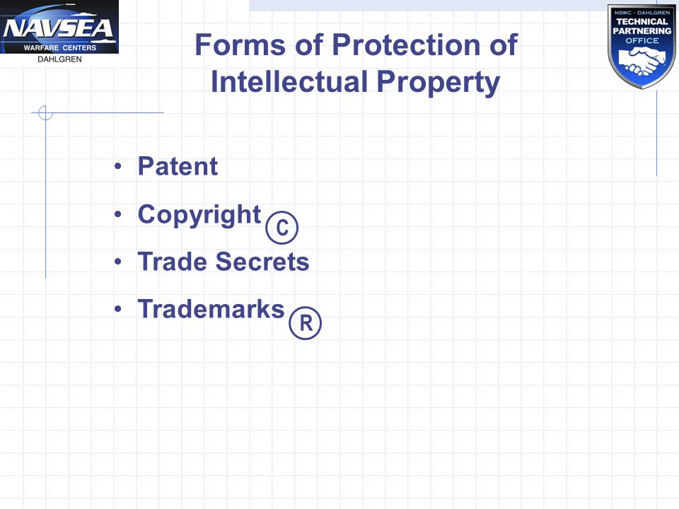 patent a form of intellectual property Either party hereto may apply for intellectual property registration or for registration or recording of patent or other intellectual property rights to.