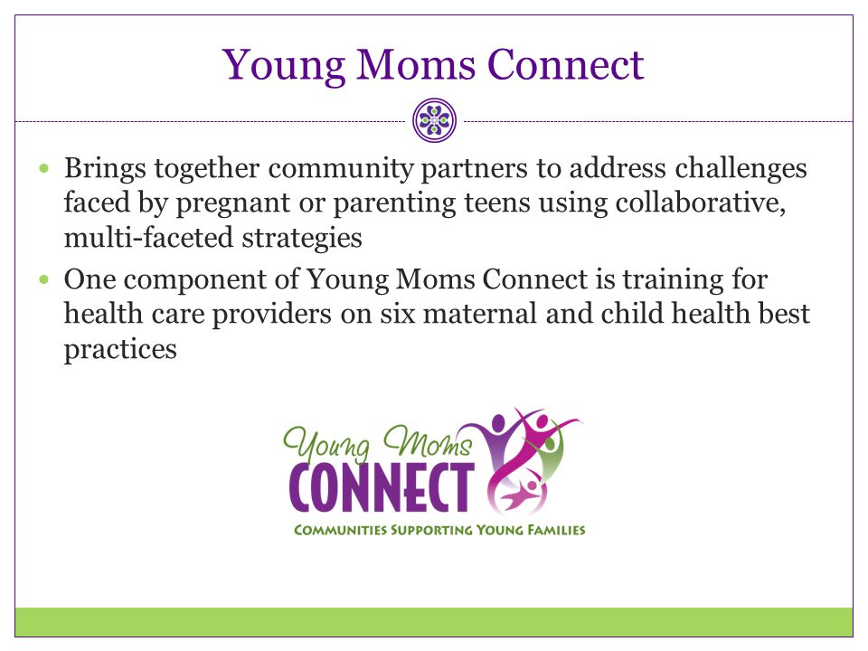 Young Moms Connect