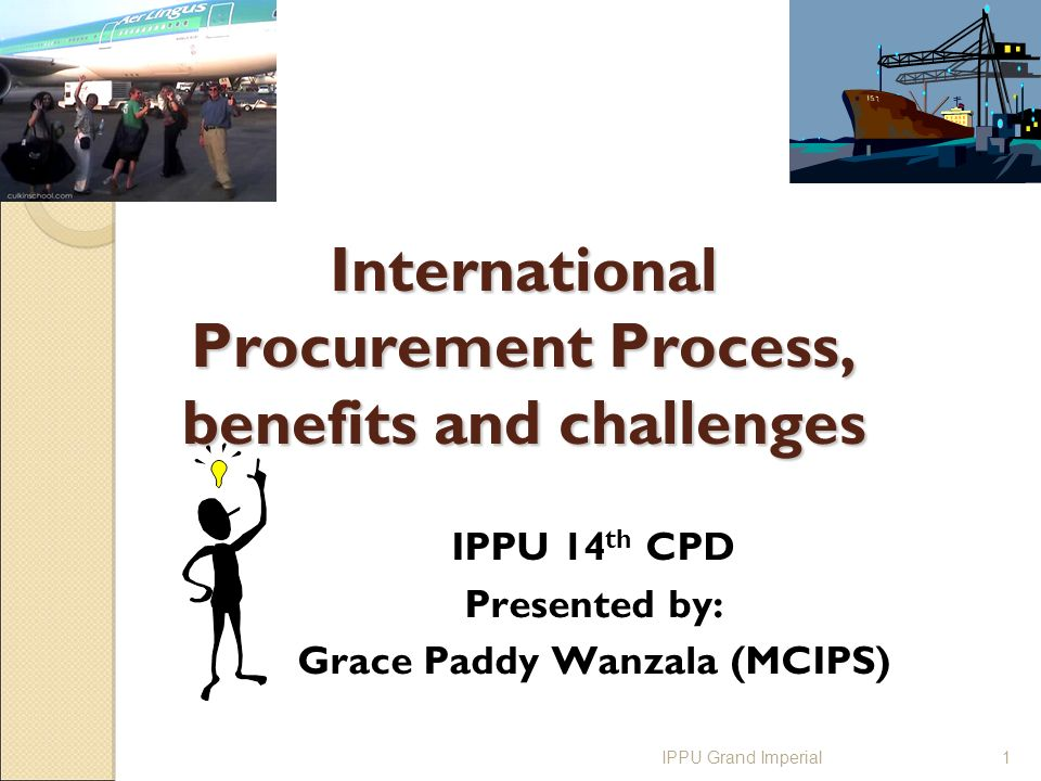 international procurement December will mark the 10th year since china began negotiations to join the  wto government procurement agreement (gpa) in the ensuing.