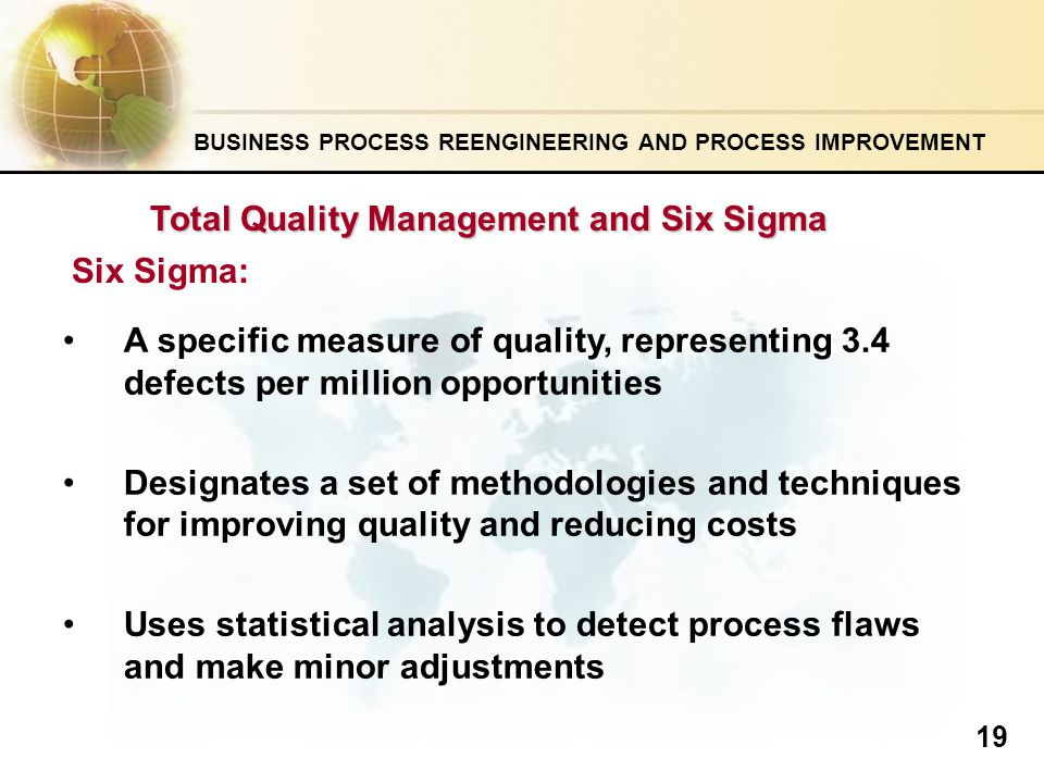 an analysis of the importance of total quality management in an organization Evaluate the concept of total quality management keep in view various organizations critically discuss the tools and techniques of total quality management for services organization in detail total quality management it is the enhancement to the traditional way of doing business it is a proven.
