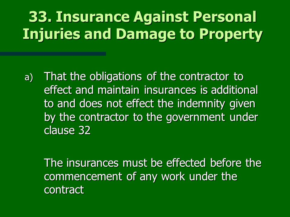 Construction law and contract ppt download for Home under construction insurance