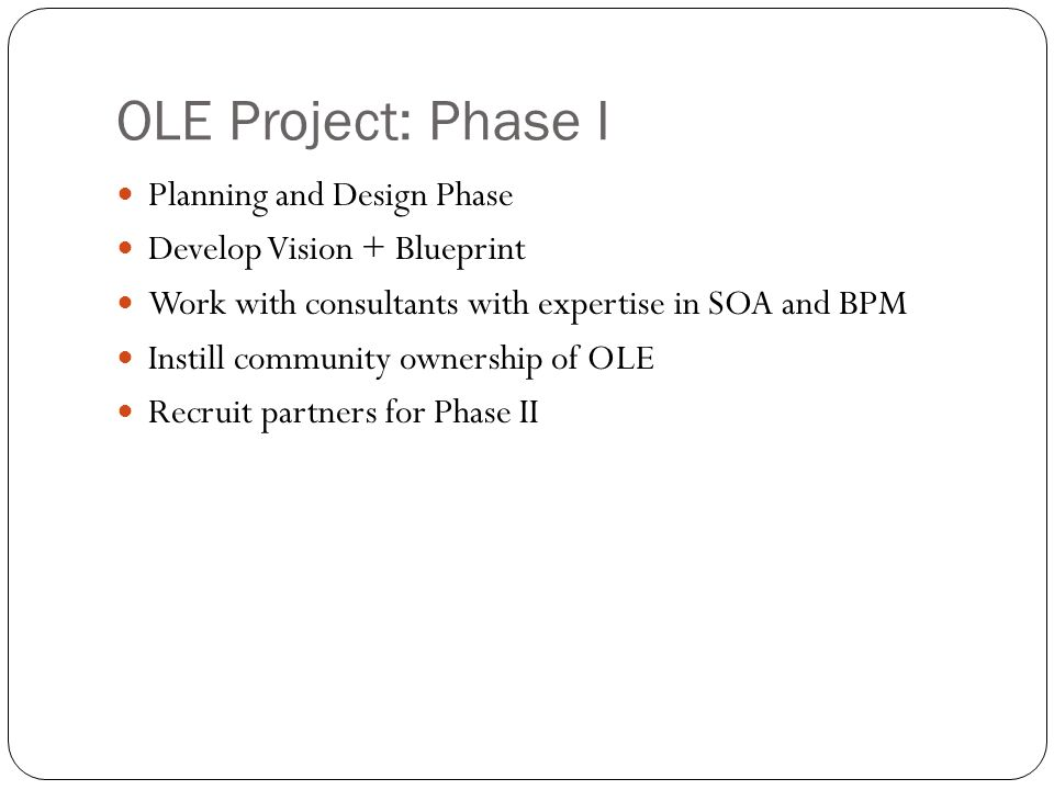 planning and design phase During the planning, analysis & design phase of pmlc, the plan for the solution  to be implemented is developed the project team is engaged and.
