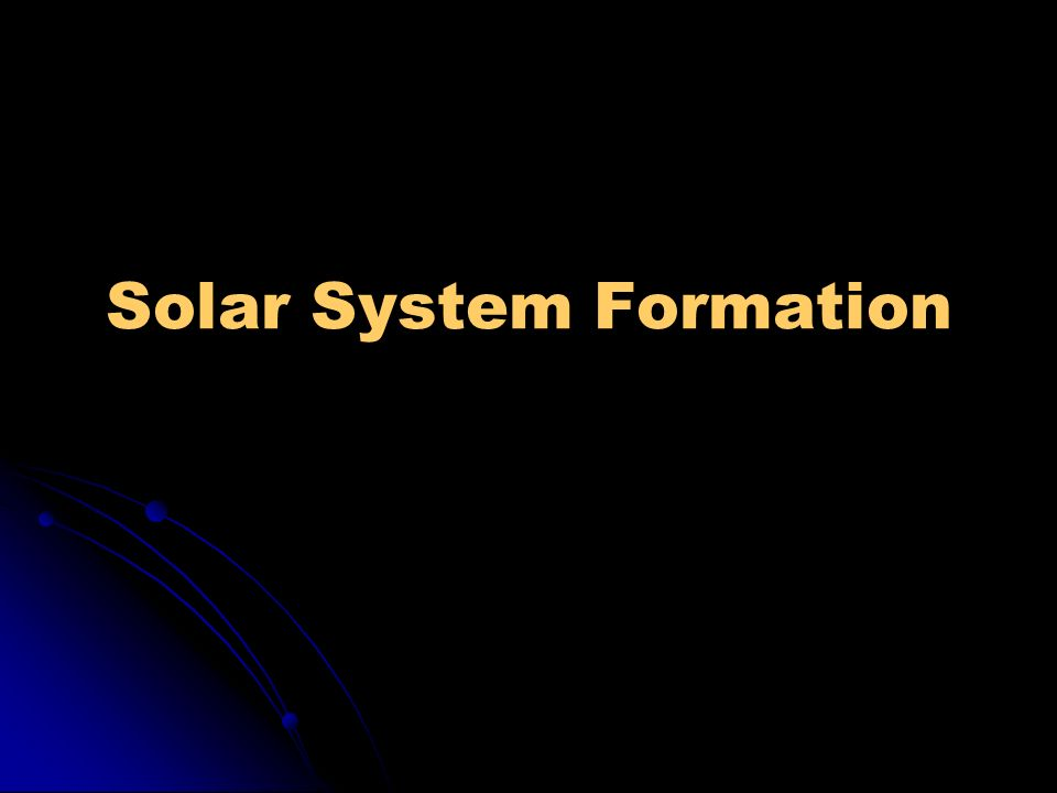 planetary system formation - photo #35