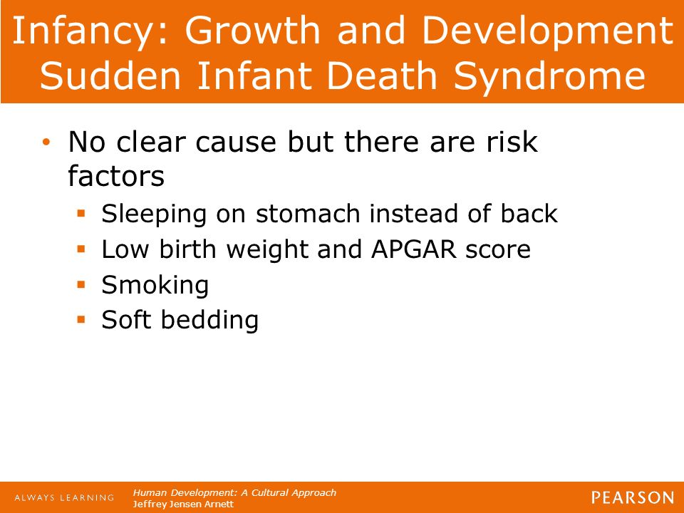 Sudden infant death syndrome smoking
