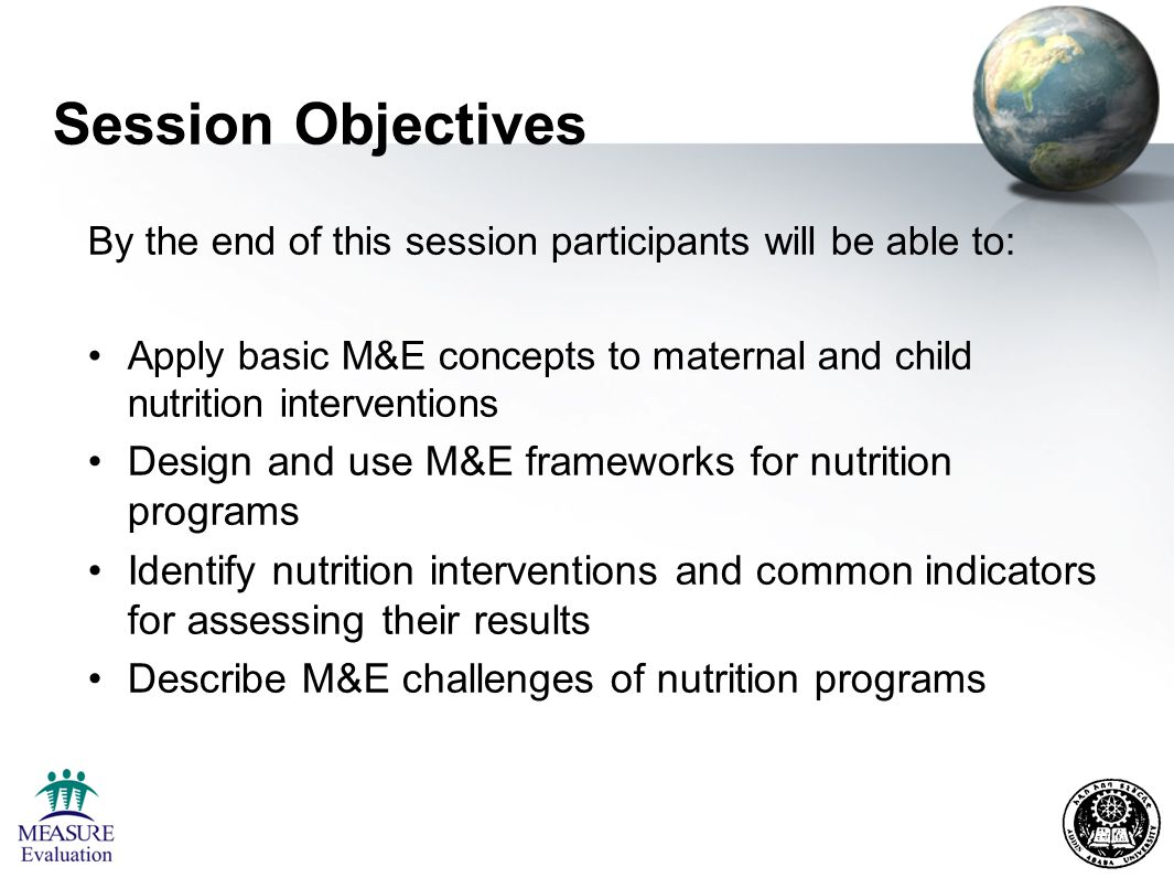evaluation of the maternal and child