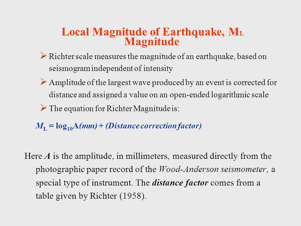 richter scale essay 28-11-2017 a list of scholarships that require an essay every word of the year selection released by dictionarycom exponential and logarithmic models compare.