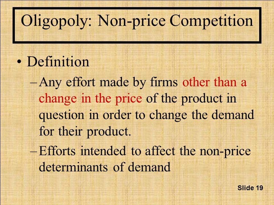 factors affecting pricing and output decisions External and internal factors аffеcting the product and business process innovation 19 investment attractiveness, intensity of competition, company size, origin of.