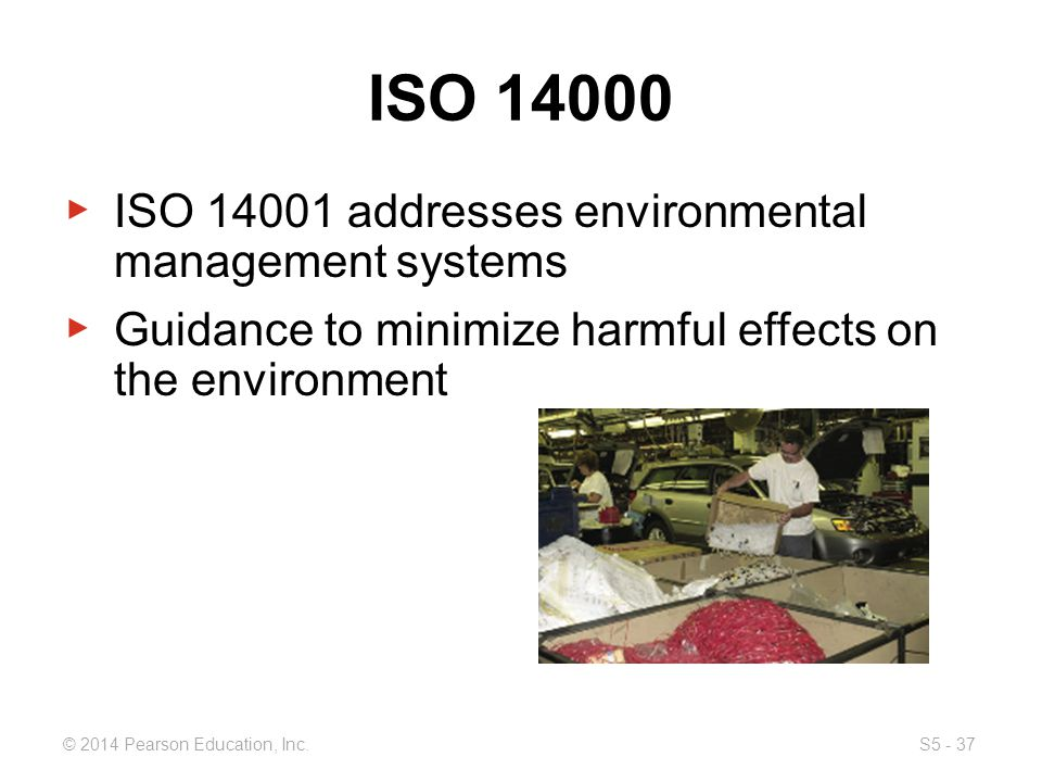 environmental management systems iso 14000 The iso 14000 series of standards and guidelines are the most comprehensive environmental management initiatives ever undertaken by the private sector the standards are expected to be the international environmental benchmark for conducting business in the global market place for the 21st century.