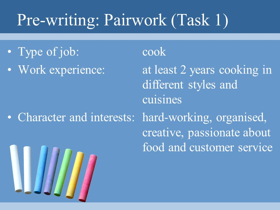 passionate about cooking essays Many people will tell you that there is no chef with such great passion to cook  her courage to keep trying new things, even after criticism and failures is.