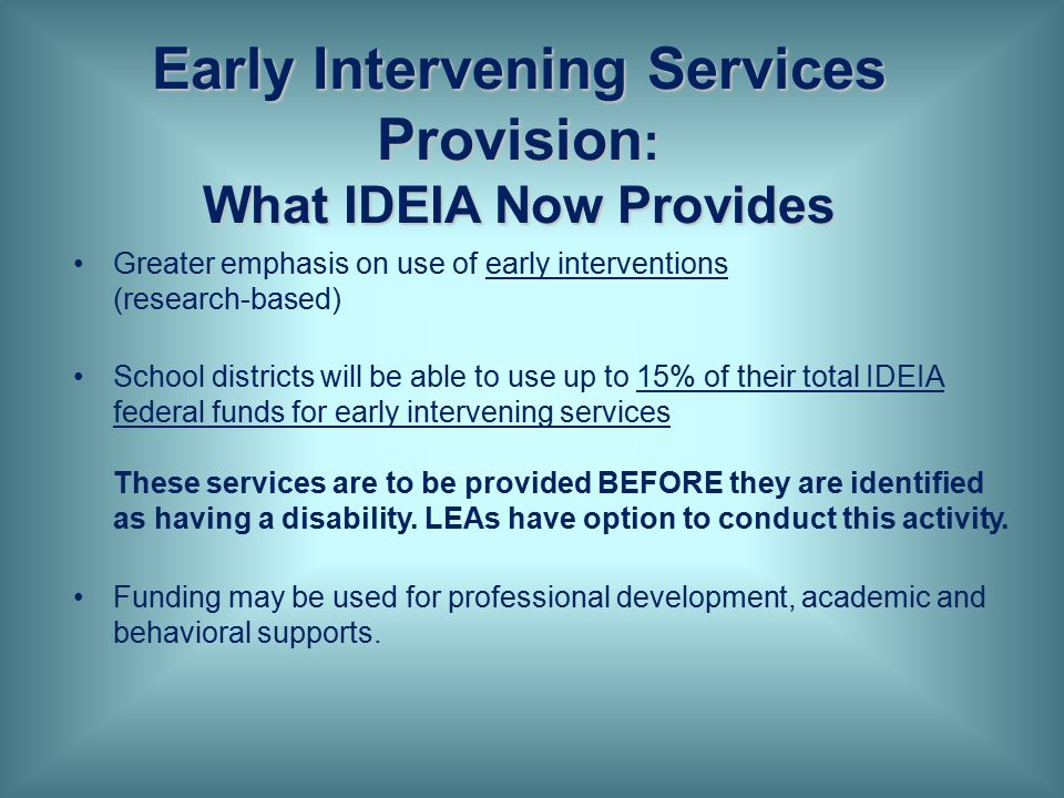 Response to intervention service delivery options essay