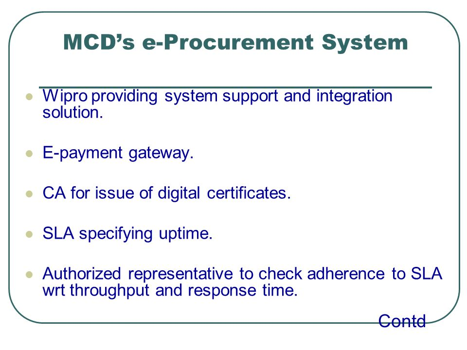 Electronic Check Presentment - ECP