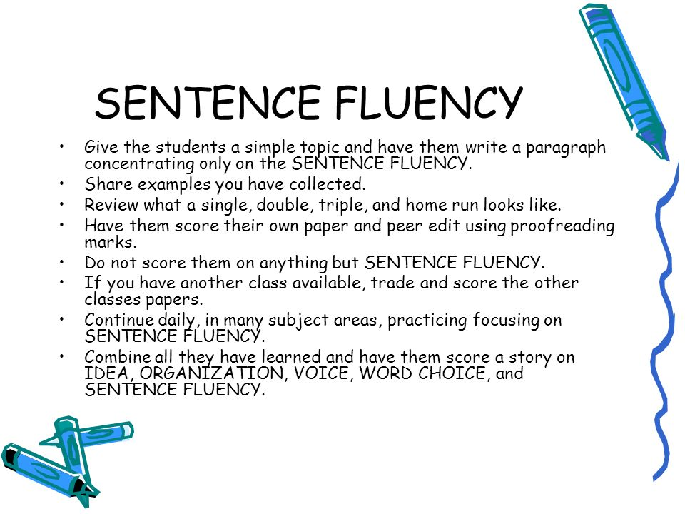 sentence fluency worksheets photos leafsea. Black Bedroom Furniture Sets. Home Design Ideas