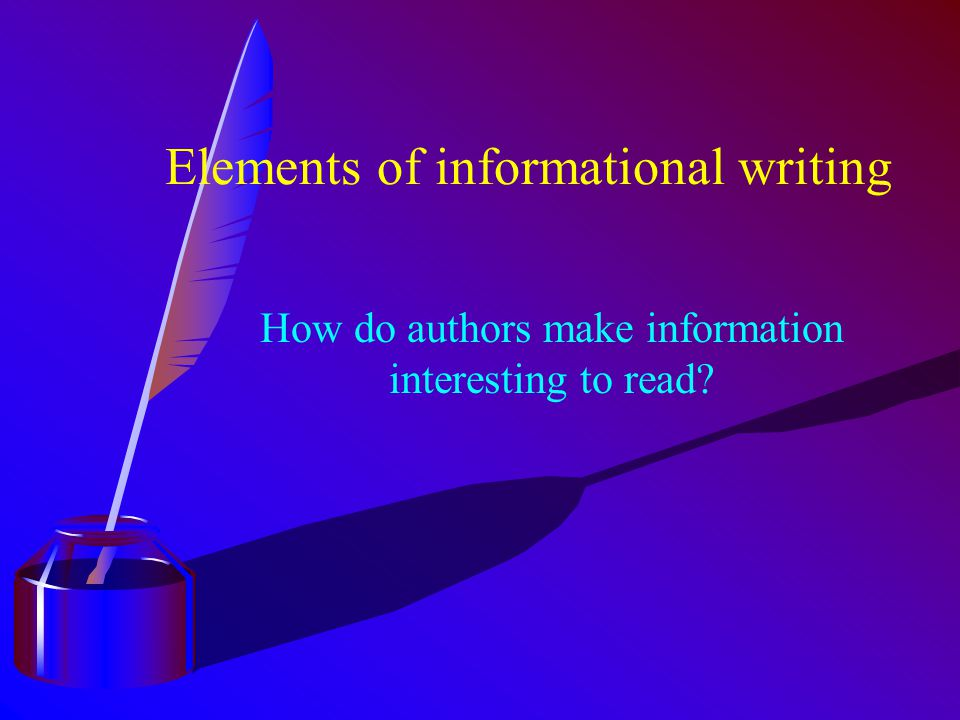 Literature That Invites And Supports Writing By Laurie