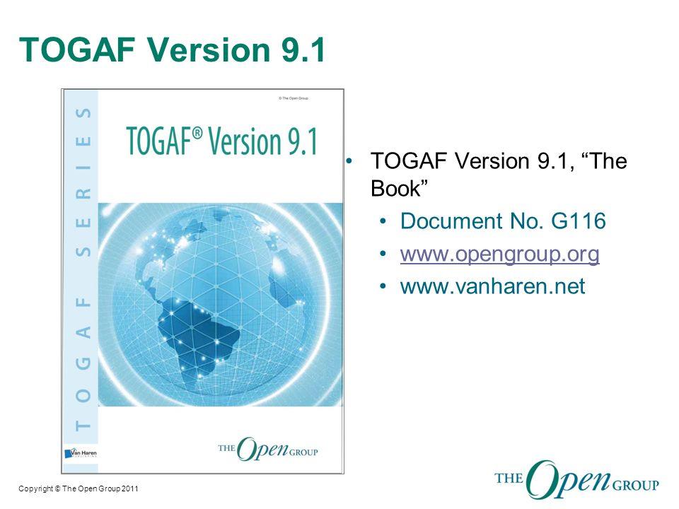 togaf 9.1 pocket guide pdf