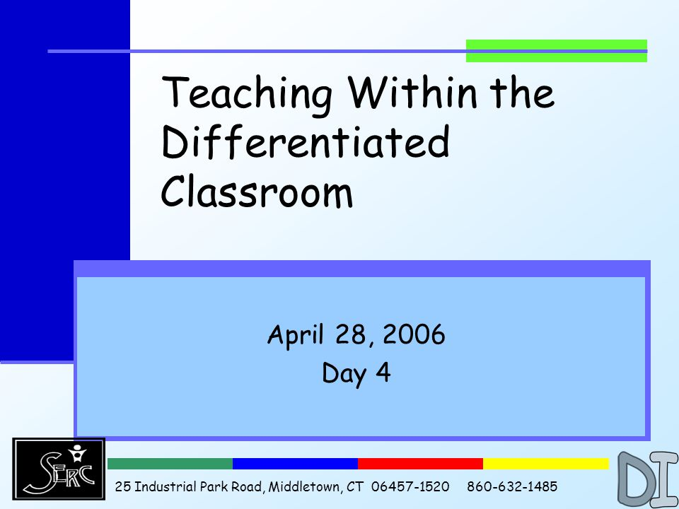 Teaching Within the Differentiated Classroom - ppt download