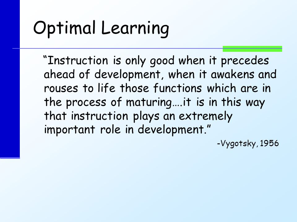 learning and instruction journal