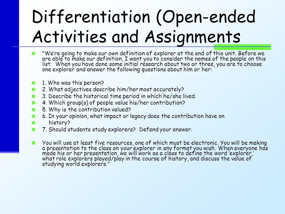 teaching within the differentiated classroom