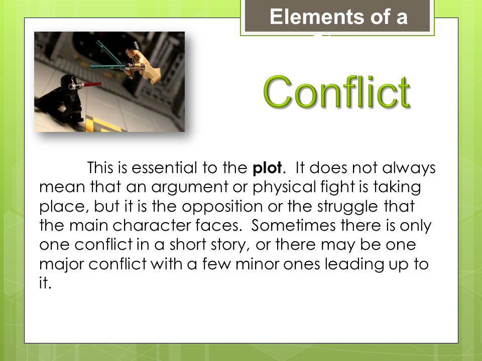 elements of a story language arts ppt download