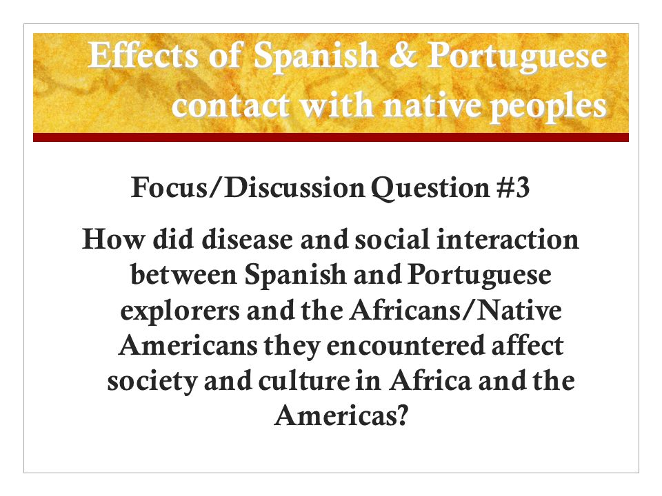 what were the effects of the contact between europeans and north americans essay These had a considerable effect on european culture and, in particular however, non-europeans were often abducted merely as living samples of otherness and, conversely guido: european encounters in the age of expansion, in: europ ische geschichte online.