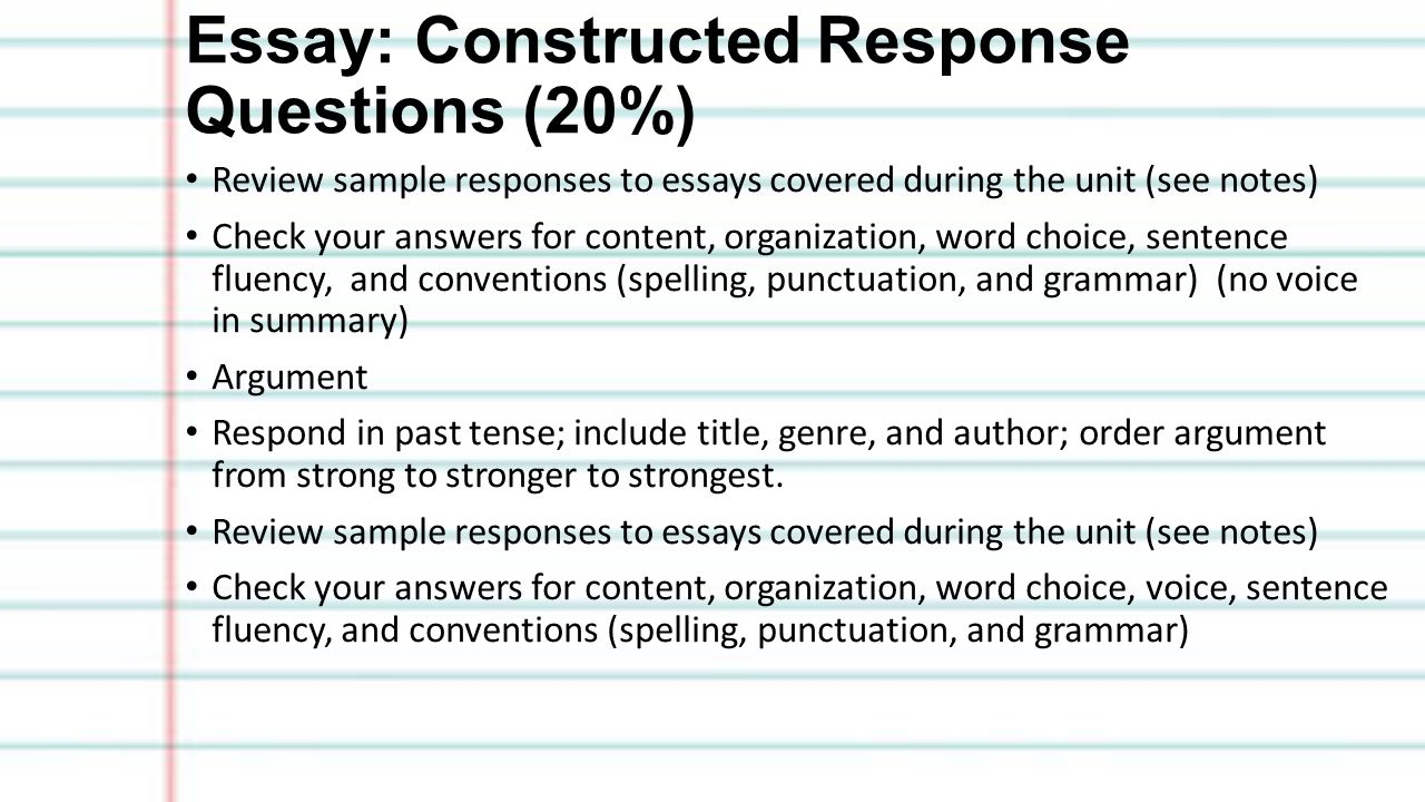 essay response questions 2016 free-response questions well-written essay in which you analyze hardy's portrayal of the complex ap english literature 2016 free-response questions.