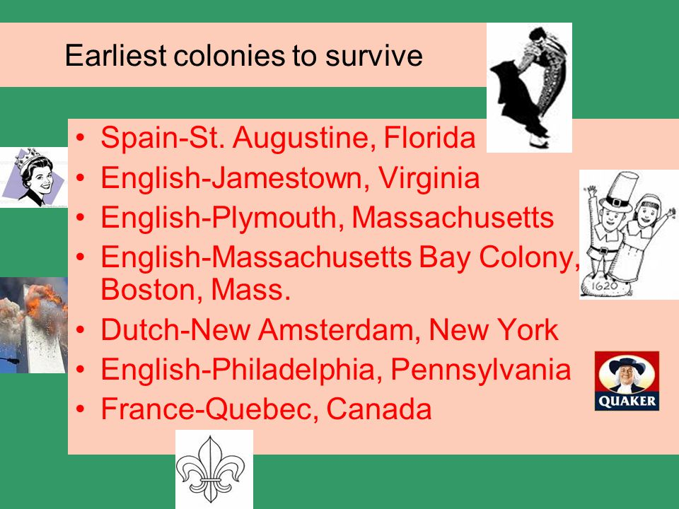 A comparison of colonies in the virginia and massachusetts bay during the 17th century
