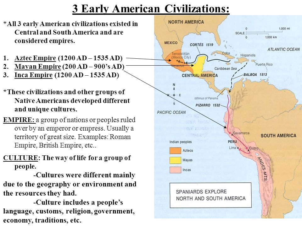 a look at the great civilizations in america The ancient mayan civilization flourished in central america from about 2600   in reality, the sumerian civilization was and is (as we should look at it much.