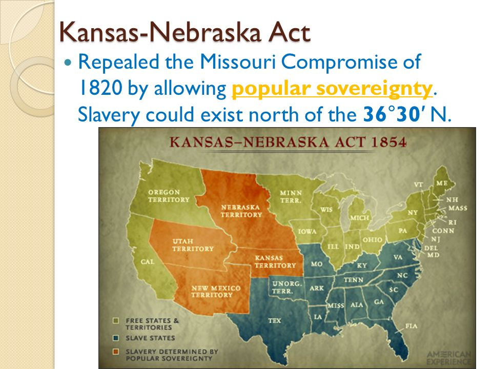"""an analysis of the compromise of missouri and its role in the civil war In december 1860, on the eve of the civil war, kentucky senator john j crittenden (1787-1863) introduced legislation aimed at resolving the looming secession crisis in the deep south the """"crittenden compromise,"""" as it became known, included six proposed constitutional amendments and four."""