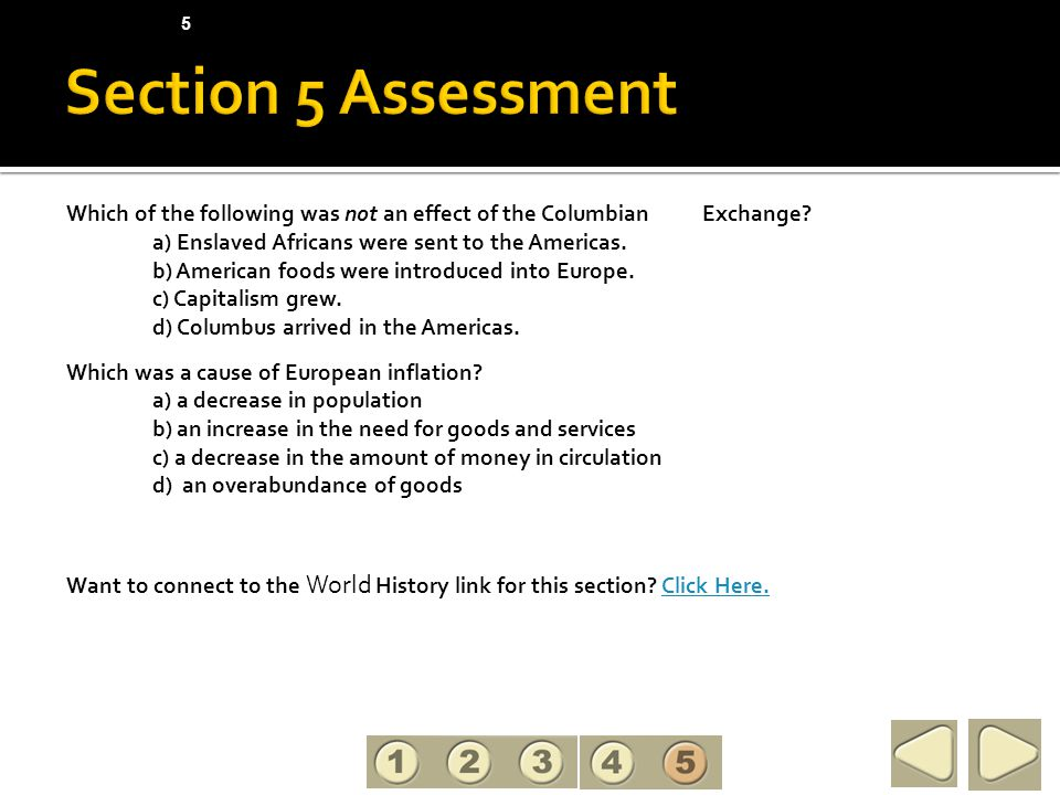 chapter 5 assessment world history A practice test be sure to spell the words correctly for the fill in the blank questions this test does not include 54.
