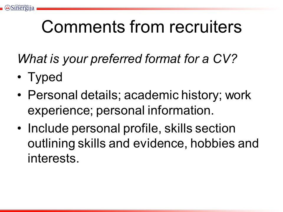 writing a quality cv wiggins careers adviser ppt