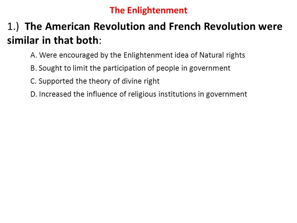 the french revolution and enlightenment according to rousseau Jean-jacques rousseau was a genevan philosopher, writer and composer  born in geneva, his political philosophy influenced the progress of the  enlightenment throughout europe, as well as aspects of the french revolution  and the development of modern  according to science historian conway zirkle , rousseau saw the concept of.