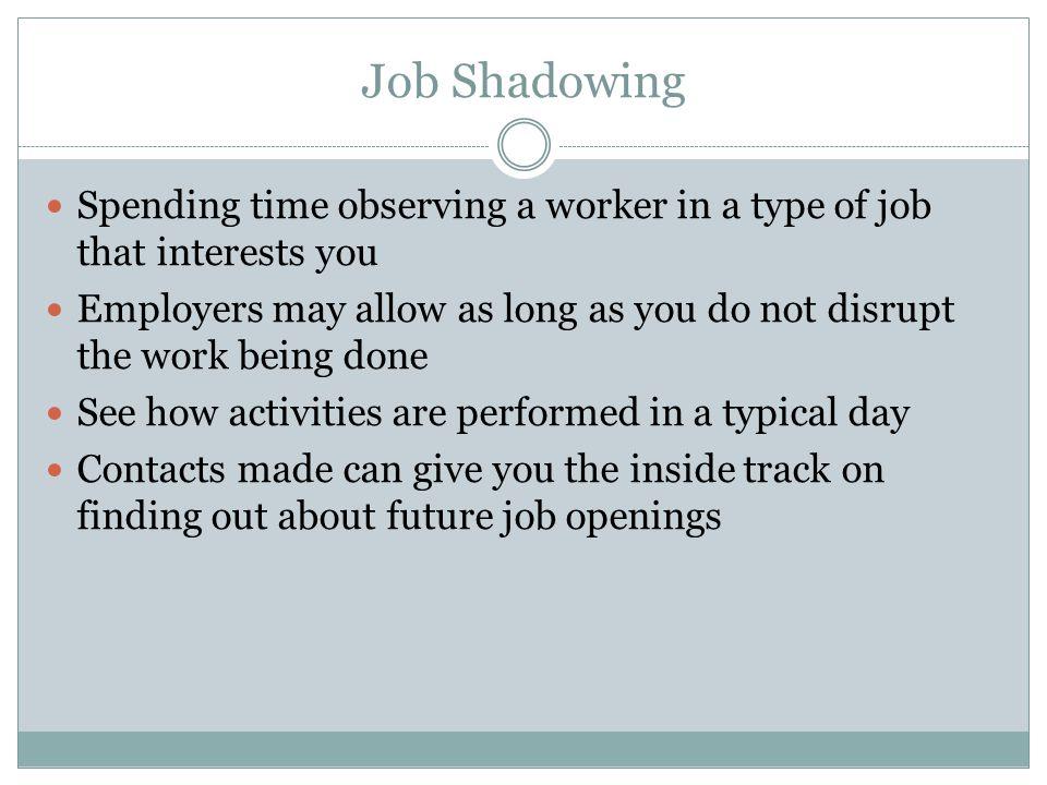 job application skills and tools