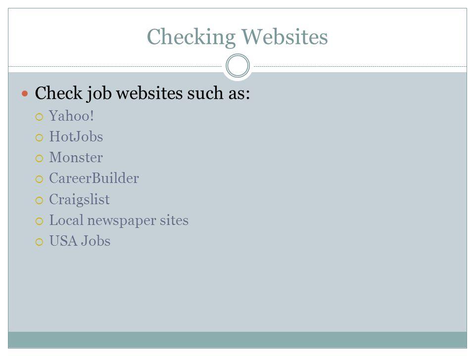job websites in usa