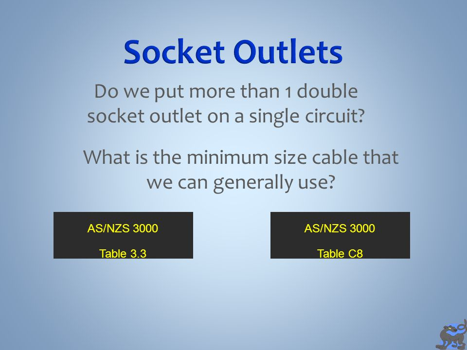 Electrical installation planning ppt video online download 27 socket greentooth Choice Image