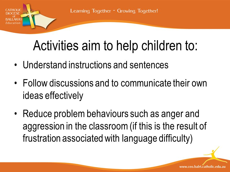 support children to communicate effectively with others Listening and understanding what others communicate to us is the most important part of successful interaction and vice versa  and an effective tool for.