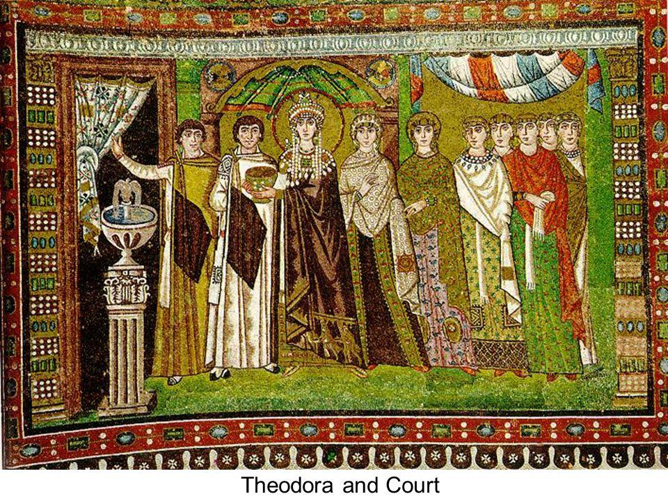 Theodora and Court