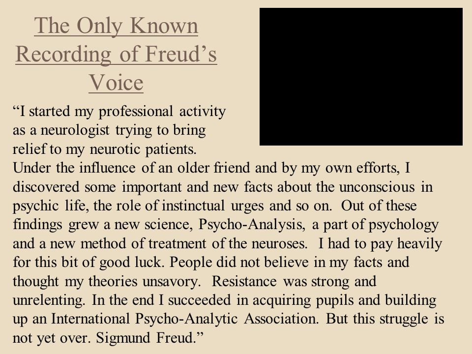 an analysis of instinctual urges by sigmund freud The freudian concept of instinct or drive is popularly known as urges  during  the course of free analysis a patient stops at intervals, due to the operation of.