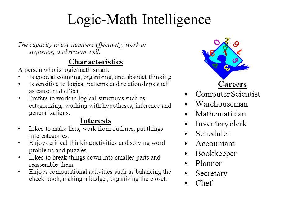 Logic-Math Intelligence