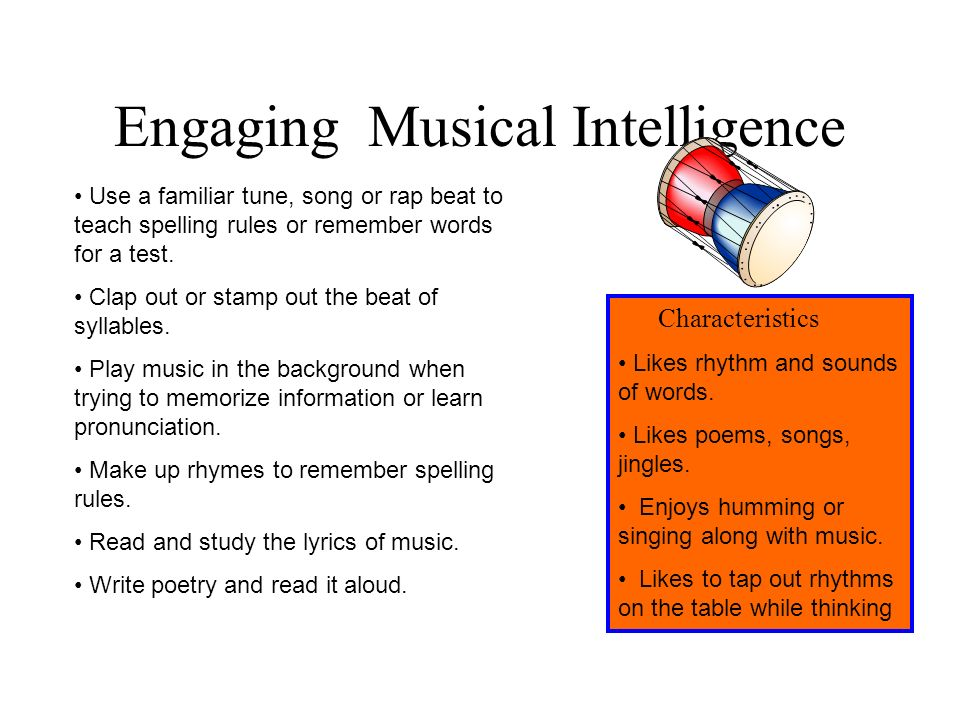 Engaging Musical Intelligence